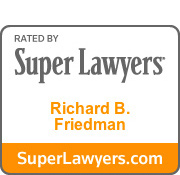 Super Lawyers, Richard B. Friedman